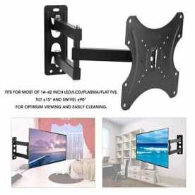 Support tv ecran plat